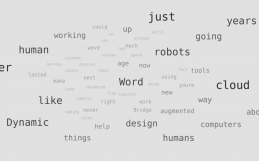 Dynamic Word Cloud